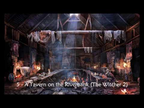 The Witcher 2 : Assassins of Kings - A Tavern on the Riverbank