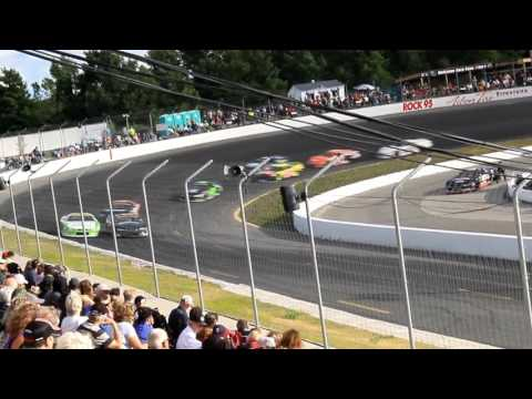 Sunset Speedway Late Models Feature 1 2016 07 09