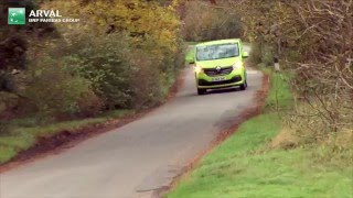 Renault Trafic  |  Arval Video Review