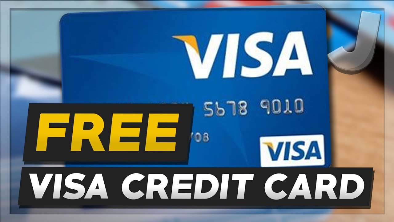 how to get a free virtual visa credit card working 2017 youtube. Black Bedroom Furniture Sets. Home Design Ideas