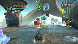 Playstation Move Heroes Walkthrough - The Final Shootout