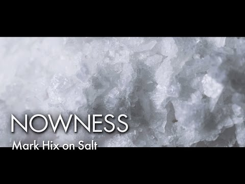 Mark Hix: the chef talks about the many uses for salt