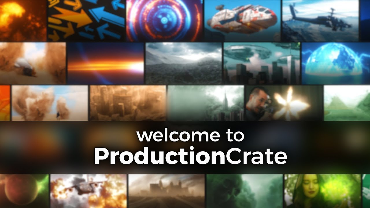 ProductionCrate - Make it awesome