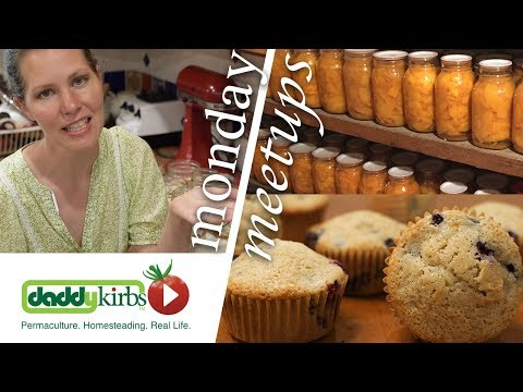 Top 10 Ways She SAVES MONEY In Her Homestead Kitchen! - Monday Meetups with Road To The Farm