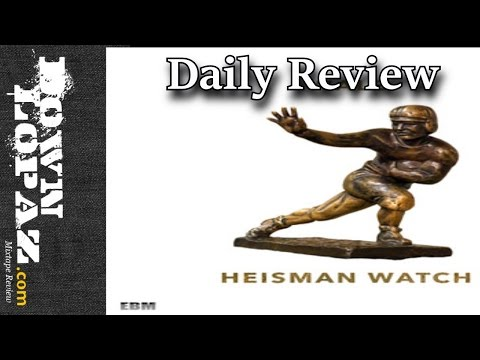 Wale - Heisman Watch | Review