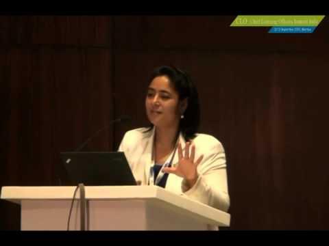 Ms. Dipti Dass, Aramex  At LO Summit India