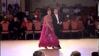 First coast classic 2014 ballroom dance competition - Dr.Ming Wang