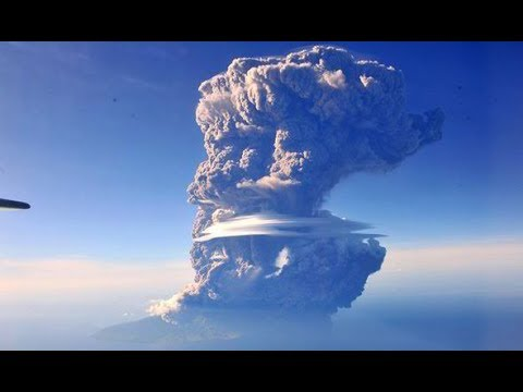 Volcanism in the Mini Ice Age, Which Eruption will Drop Earth's Temperate Next (385)