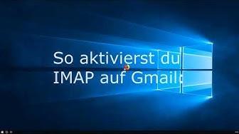Fehler beim anmelden bei Outlook etc.?   IMAP aktivieren so geht´s!   Team Tec