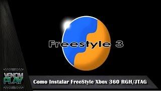 Como instalar e configurar FreeStyle 3 775 no HD Externo ou Pendrive no Xbox 360 RGH/JTAG