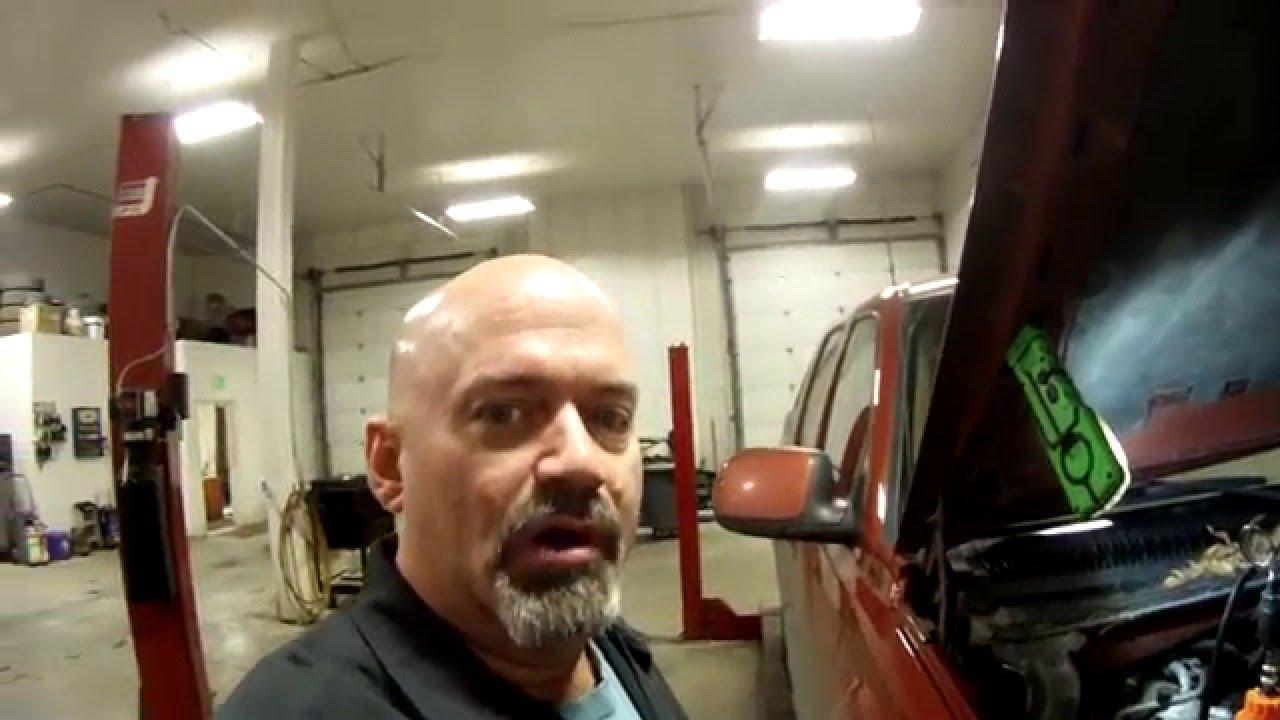 Chevy 5.3L Coolant Loss - Chevy Silverado Avalanche ...
