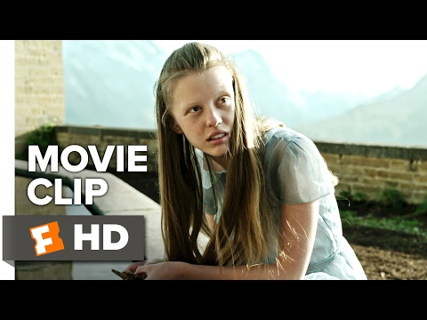 A Cure for Wellness Movie CLIP - No One Ever Leaves (2017) - Jason Isaacs Movie