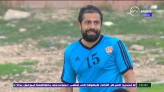 دورى dmc - هشام حنفي: الحمام المستفيد الاكبر والمعلق نام من الملل