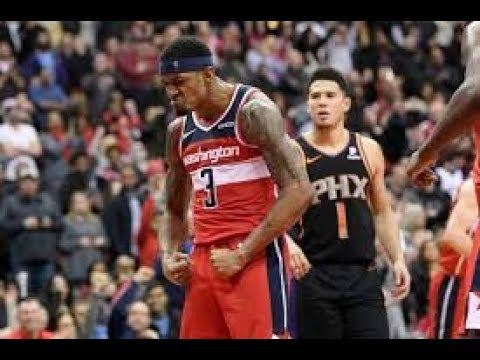 Washington Wizards vs Phoenix Suns NBA Full Highlights (23RD DECEMBER 2018-19)