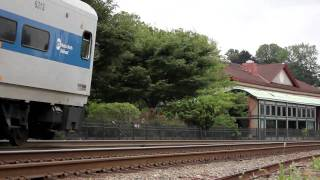Amtrak Empire Service, Lake Shore Limited, Ethan Allen Express & Metro-North Peekskill