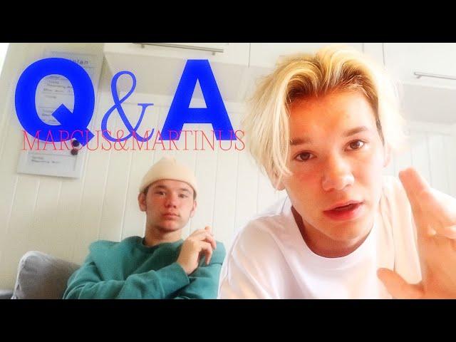 Q&A - Marcus&Martinus