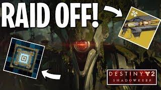 Destiny 2 | Garden of Salvation Raid! Finishing the Divinity Quest!