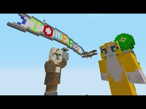 Minecraft Xbox - Towers - New PVP Game