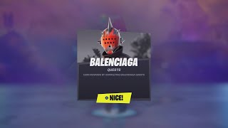 How To Do The BALENCIAGA QUESTS And Earn FREE Rewards!