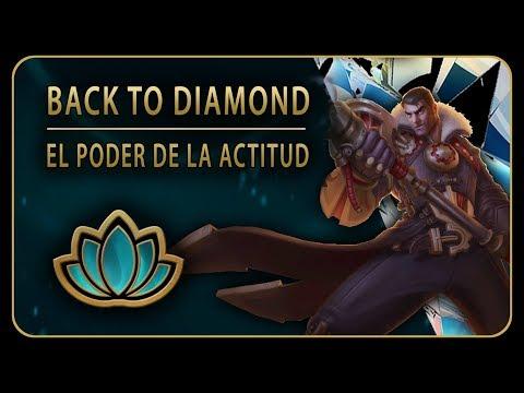 BACK TO DIAMOND DIDÁCTICA - EL PODER DE LA ACTITUD