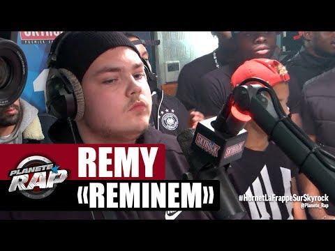Rémy 'Réminem' en live #PlanèteRap