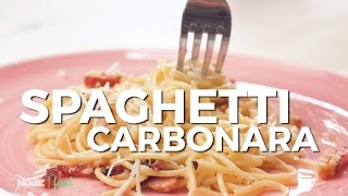 Przepis na spaghetti carbonara - Noizz Food