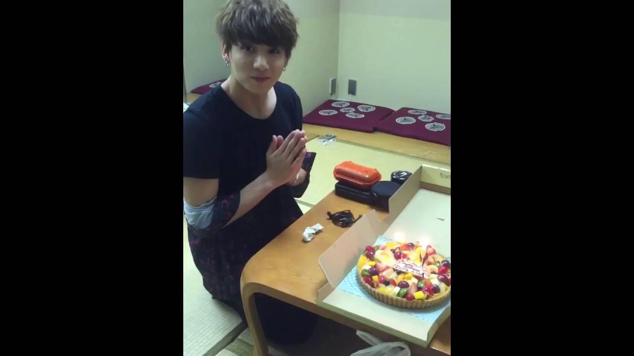 160901 Happy Birthday To Jeon Jungkook Youtube