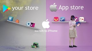 Apple Makes Fun Of Android #3