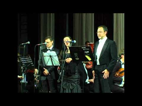 LLUÍS SINTES at Lviv National Opera Theatre - Ukraine