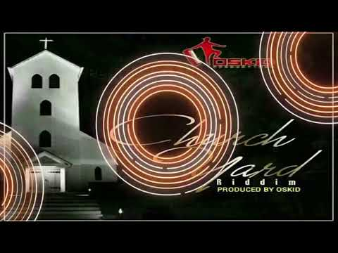 48 - Ras Pompy - Chakanyanya (Church Yard Riddim 2018) Oskid Productions