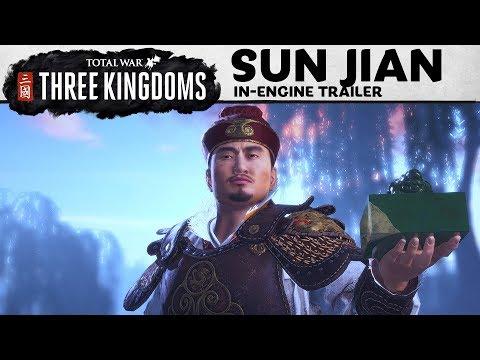 Total War: THREE KINGDOMS – Sun Jian InEngine Trailer