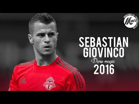 Sebastian Giovinco | Pure Magic | Skills, Dribbles, Goals & Assists | 2015/2016
