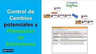 OrgPlus -  Control de Cambios (Español)