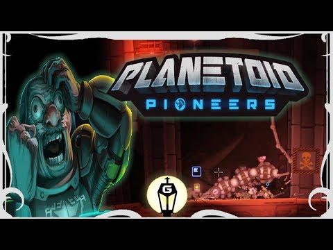 Miner Disaster | Let's Play Planetoid Pioneers 1.0 Part 3
