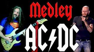 Pierre Edel/De Ros - AC DC Medley