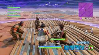 I THINK WE FOUND THE BIGGEST NOOB IN FORTNITE SMALLEST CIRCLE VICTORY ROYAL - FORTNITE