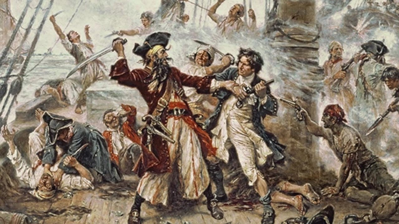 top 10 famous pirates in history youtube