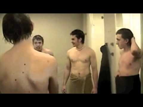 Stories shower Naked male