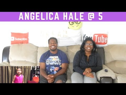 5 Yr Old Singing Just Give Me a Reason (Pink) - Angelica Hale || COUPLES REACTIONS
