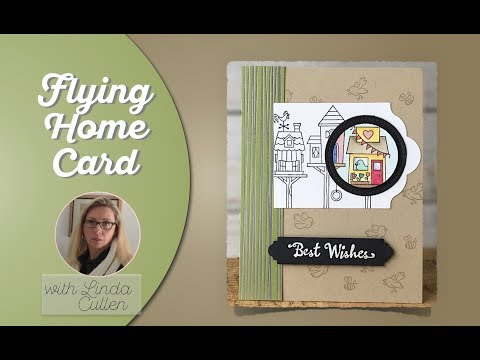 Coffee & Crafts Class:  Flying Home