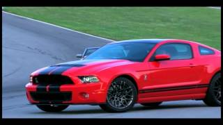 2013 Ford Shelby GT500 - 662 hp - The Most Powerful Mustang Ever Built - in HD - from www.speedi.tv