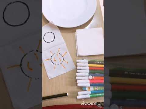 [Lớp 3-4t] Tạo hình: Vẽ tranh trên giấy