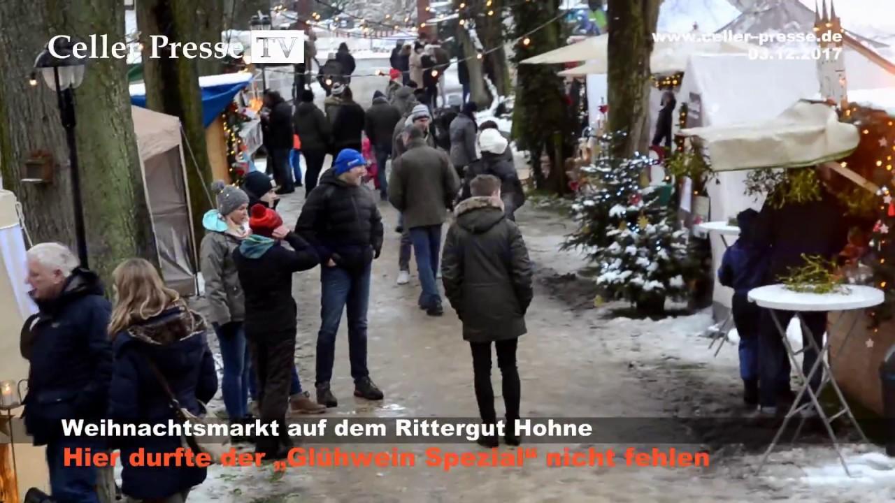Weihnachtsmarkt W.Weihnachtsmarkt Auf Dem Rittergut Hohne