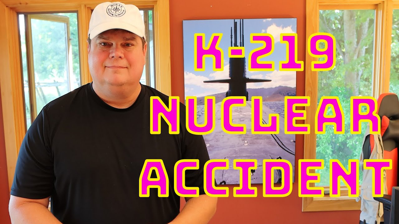 K219 Nuclear Accident