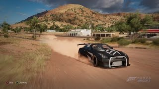 Forza Horizon 3 Shenanigans: Bucketlist THE WORLD IS A CANVAS, GO PAINT!