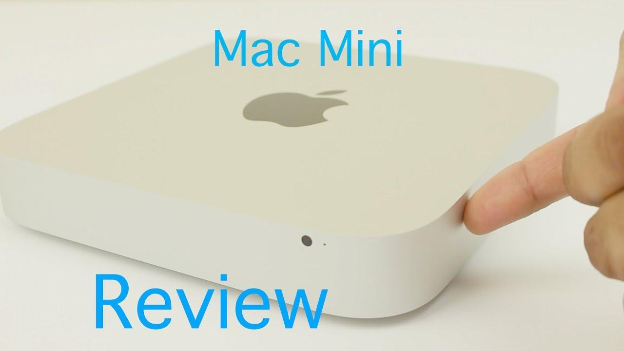The different Mac mini options