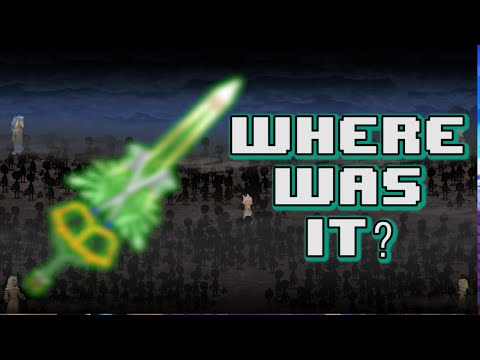 Kingdom Hearts X - The Missing X-Blade Theory