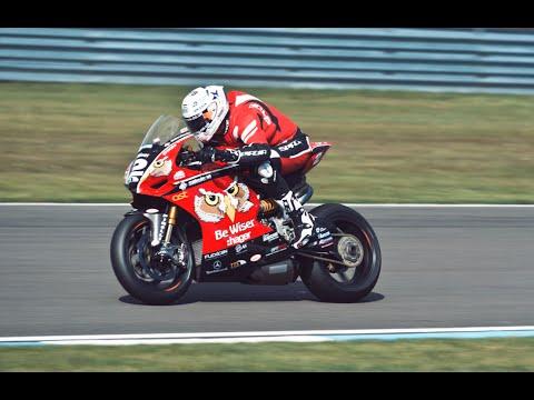 Introducing Be Wiser Ducati - 2016 BSB British Super Bike Team