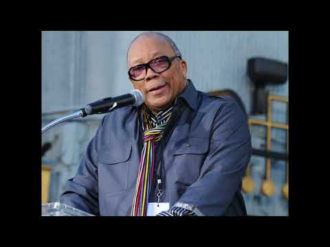 Quincy Jones went nuts during his rant on Michael Jackson, Richard Pryor, Marvin Gaye and others