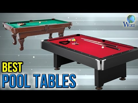 7 Best Pool Tables 2017